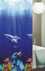 """PEVA vonios užuolaida 180x180 cm """"Benedomo"""""""