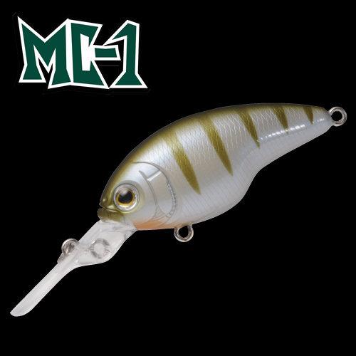 Maria vobleris MC-1 52DR 52mm 9,4g Floating kaina ir informacija | Žvejybos reikmenys | pigu.lt
