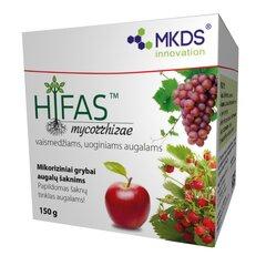 MKDS HIFAS™ vaismedžiams, uoginiams augalams