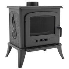 Чугунная печь Flame 7 цена и информация | Печи | pigu.lt