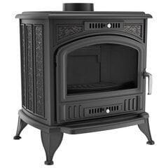 Чугунная печь Flame 9 (Kratki K6) цена и информация | Печи | pigu.lt