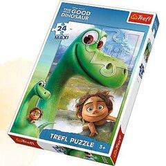"""Dėlionė puzzle Trefl """"Gerasis dinozauras"""" 24 det."""