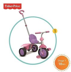 Triratukas Fisher price Glee 2 IN 1, 3350233