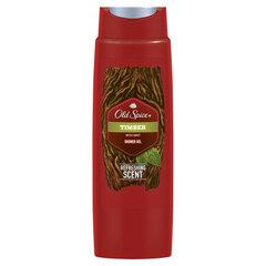 Dušo želė vyrams Old Spice Timber 250 ml