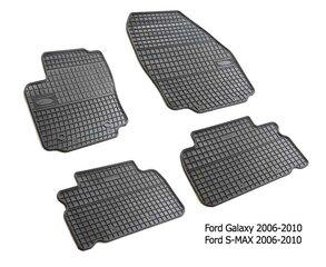 Guminiai kilimėliai Ford Galaxy II/ S-Max 2006-2010