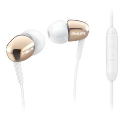 Philips SHE3905GD, Auksinė