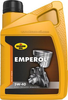 Alyva KROON-OIL 5W-40 Emperol, 1L