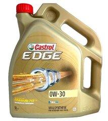 Castrol Edge Titanium FST 0W-30 variklio alyva, 5L