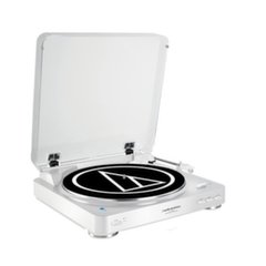 Audio Technica AT-LP60WHBT Fully Automatic Wireless Belt-Drive Stereo Turntable kaina ir informacija | Magnetolos | pigu.lt
