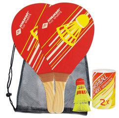 Paplūdimio badmintono rinkinys Schildkrot Fun Sports