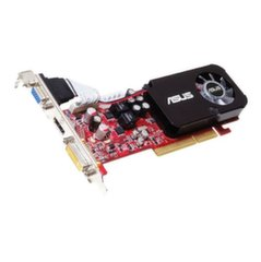 Asus Radeon HD 3450 512MB DDR2 (64bit), AGP, Low profile (be adapterio), DVI