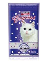 Kačių kraikas Super Benek Crystal Levander 3,8 L