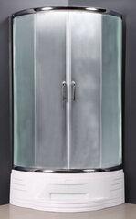 Dušo kabina 809F kaina ir informacija | Paprastosios dušo kabinos | pigu.lt