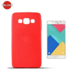 Telone Candy Ultra Slim 0.3mm Shine Jelly Back Case Samsung A510F Galaxy A5 Red