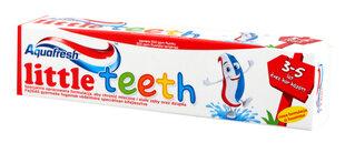 Dantų pasta vaikams Aquafresh Little Teeth 3-5m. 50 ml kaina ir informacija   Kosmetika vaikams ir mamoms   pigu.lt