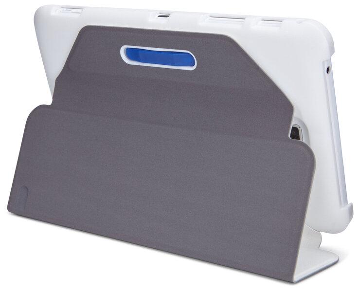 """Planšetinio kompiuterio dėklas CASE LOGIC CSGE2175W, 7"""", baltas"""