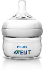 "Buteliukas Philips Avent ""Natural"" 60 ml, SCF699/17"