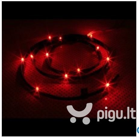 Nzxt Red strap 12x LED - 1m (CB-LED10-RD)