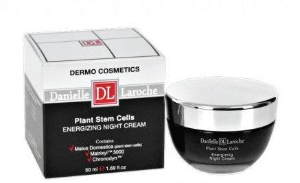 Energizuojantis naktinis kremas Danielle Laroche Dermo 50 ml