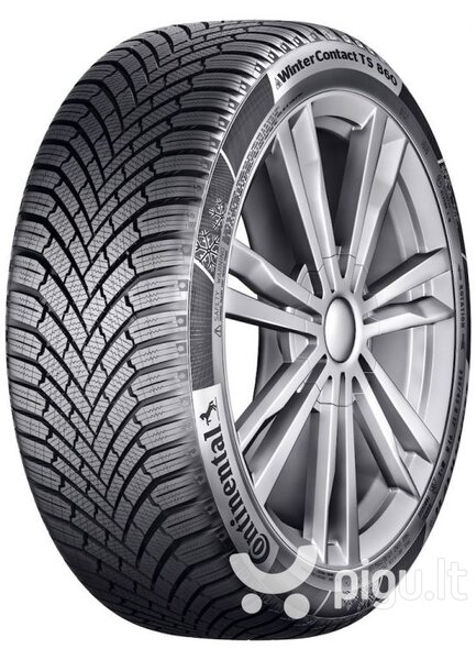 Continental ContiWinterContact TS 860 155/65R14 75 T