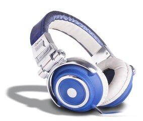 Laidinės ausinės Idance DISCO-500 , mėlynos