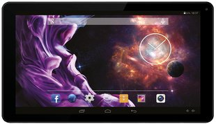 "eStar GRAND HD Quad core 10.1"" WiFi, Juoda"