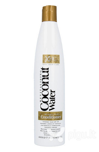 Atkuriamasis plaukų kondicionierius Xpel Hair Care Revitalising Coconut Water 400 ml