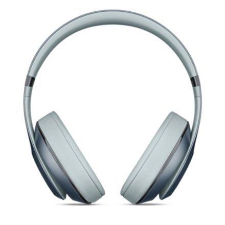 Belaidės ausinės Beats by Dr. Dre Studio, sidabrinės