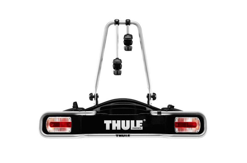 2 dviračių laikiklis Thule EuroRide 941, atlenkiamas