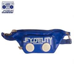 Fydelity Namesnake Bump Small Shoulder Bag (27x12x8cm) with Speakers Blue kaina ir informacija | Garso kolonėlės | pigu.lt