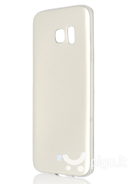 Back cover LANCKER II for Samsung Galaxy S7 Edge G935 (Gold)