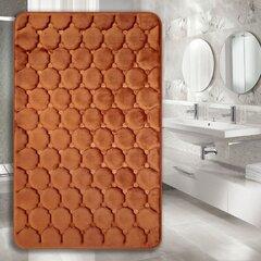 "Memory foam kilimėlis ""Benedomo""Coffee, 50x80 cm"