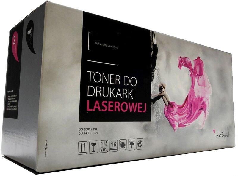 Toneris INKSPOT skirtas lazeriniams spausdintuvams (HP) (purpurinė) HP Color Laserjet 2700, HP Color Laserjet 3000