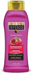 Granatų kvapo dušo želė Daily Defense 443 ml