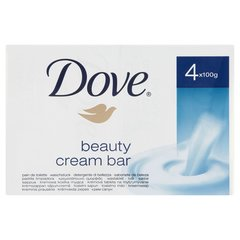Мыло Dove Beauty 4x100 г цена и информация | Мыло | pigu.lt