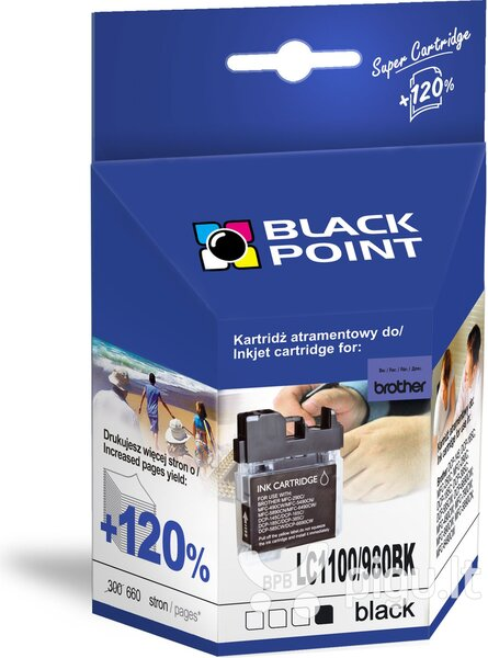 Black Point Brother BPB LC1100/980XLBK