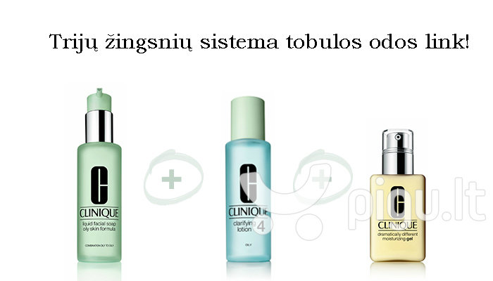 Valomasis losjonas veidui Clinique Clarifying Lotion 4 200 ml