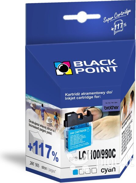 Black Point Brother BPB LC1100/980XLC