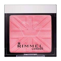 Skaistalai Rimmel Lasting Finish Soft Colour 4 g, 020 Pink Rose kaina ir informacija | Bronzantai, skaistalai | pigu.lt