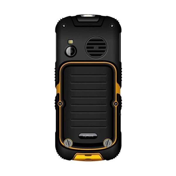 MyPhone Hammer 2 Plus, Geltonas kaina