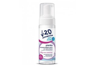 Valomosios veido putos Lirene Under Twenty 150 ml