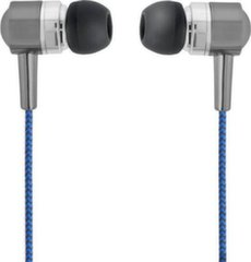 Forever SE-120 Universal Headsets with Microphone Black-Blue