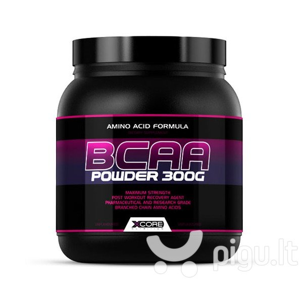 Xcore BCAA Powder 300 g.