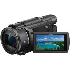 Sony FDR-AX53, juoda