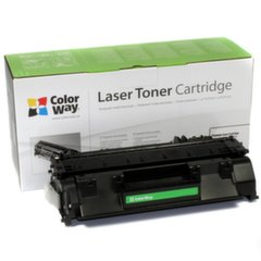 ColorWay toner cartridge for HP CE505A (05A) Canon 719