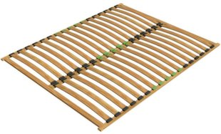 Grotelės Ergo Basic, 120x200 cm kaina ir informacija | Lovų grotelės | pigu.lt