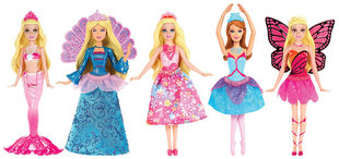 Lėlė Barbie mini princesės, V7050, 1 vnt.