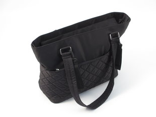 Mamos krepšys Summer Infant Quilted Black