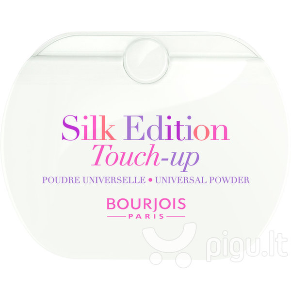 Kompaktinė pudra Bourjois Silk Edition Touch-Up 7.5 g