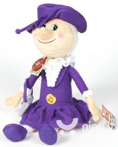 Žaislas Šapokliak, su garsu, 35 cm